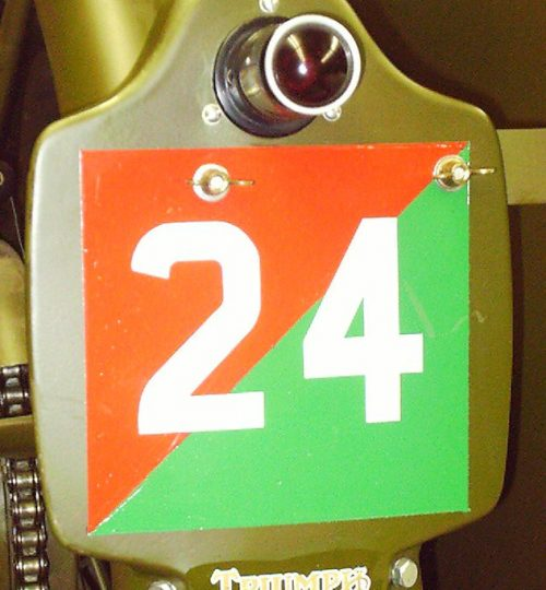 Unit number