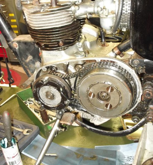 Replacement clutch 3