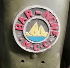 Replica Bar-None MCC badge