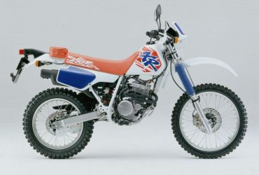 Honda XR-250R 1994 official image