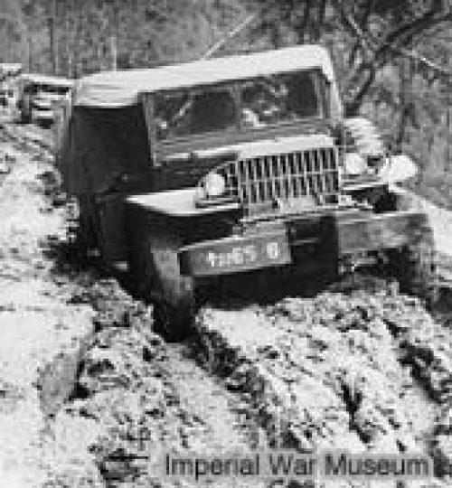 British Dodge in Burma (IWM IND 004058)