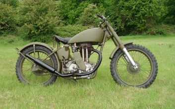 Matchless G3l Bar-None Racer 1942 Re-sized